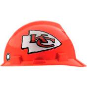 NFL Field-Style Hard Hat Kansas City Chiefs