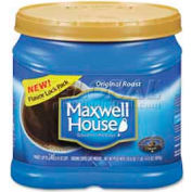 Maxwell House Original Roast Coffee, Regular, Arabica Bean, Medium Roast, 30.6 oz.