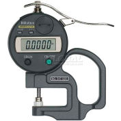 """Mitutoyo 547-526S 0-.47"""" / 0-12MM Digimatic Digital Thickness Gage (.0001"""" Resolution)"""