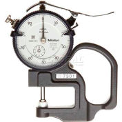 Mitutoyo 7301 0-10MM Dial Thickness Gage