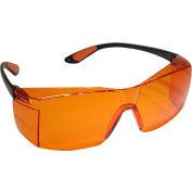 Defend® UV Protective Eyewear, Amber, Gl-2022, 1 Pair