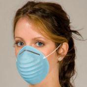 Premium Molded Mask - Blue