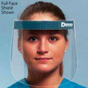 Face Shield - Half Shield, 25/Box