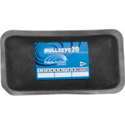 """Bullseye Patch Dual Cure 5"""" x 3"""" - Pack of 10"""