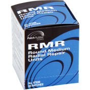"""Round Radial Repair Patch 2-3/16"""" - Min Qty 2"""