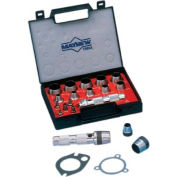 16 Pc Hollow Punch Tool Kits, MAYHEW TOOLS 66000