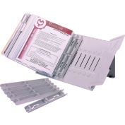 "Martin Yale® 12"" Catalog Rack Starter Set, 18""W x 25""L x 12""D"