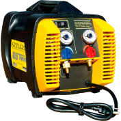 NRP G5TWIN Portable Refrigerant Recovery Unit Oil-Less Twin Cylinders