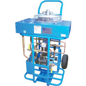 NRP LV20 Large Capacity Air Driven Recovery Unit, 40 CFM @ 100 PSI