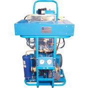 NRP LV5 Commercial Liquid And Vapor Belt Driven Recovery Unit
