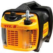 NRP TEZ8 Vacuum Pump, 34 Oz Oil Capacity, 8 CFM