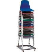 Universal Dolly For Stacking Chairs - 10 Chairs Capacity