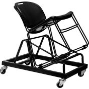 NPS Dolly for 850-CL Series Stacking Chairs - 30 Chair Capacity