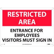 OSHA Custom Sign, Plastic Vinyl, 10 x 14