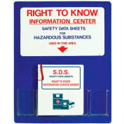 "NMC RTK20, Right to Know Information Center, 30"" x 24"""