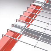 """Flared Channel Wire Decking - 48""""D x 52""""W - 2500 Lbs. Capacity"""