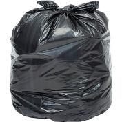 Global Industrial™ Super Duty Black Trash Bags - 30 to 33 Gal, 2.5 Mil, 100 Bags/Case