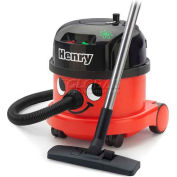 NaceCare ProVac Canister Vacuum PPR 240, Henry, 2.5 Gallon - 900766