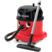 NaceCare ProVac Canister Vacuum PPR 380, 4.5 Gallon - 900767