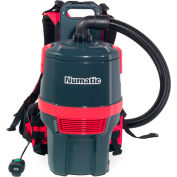 NaceCare Latitude Battery Powered Backpack Vacuum, 1.5 Gallons - 905643