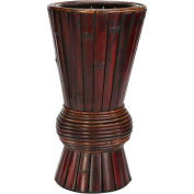 Nearly Natural Bamboo Decorative Planter