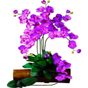 Nearly Natural Phalaenopsis Stem (Set of 12), Orchid