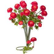 Nearly Natural 23'' Ranunculus Stem (Set of 12), Beauty