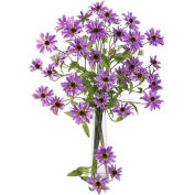 Nearly Natural 28.5'' Cosmo Stem (Set of 12), Purple