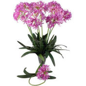 Nearly Natural 29'' African Lily Stem (Set of 12), Pink
