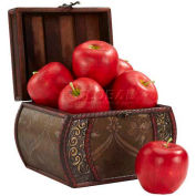 Nearly Natural Faux Apple (Set of 6)