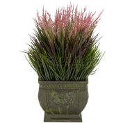 Nearly Natural Mixed Grass Silk Plant