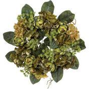 Nearly Natural 18'' Artichoke Wreath