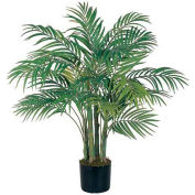 Nearly Natural 3' Areca Silk Palm Tree