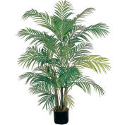Nearly Natural 4' Areca Silk Palm Tree