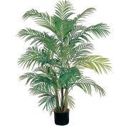 Nearly Natural 4' Areca Silk Palm Tree