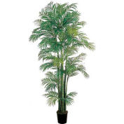 Nearly Natural 7' Areca Silk Palm Tree