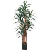 Nearly Natural 5' Yucca Silk Tree