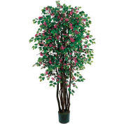 Nearly Natural 6' Bougainvillea Silk Tree