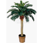 Nearly Natural 4' Sago Silk Palm Tree