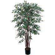 Nearly Natural 4' Ruscus Silk Tree