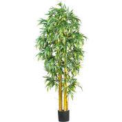 Nearly Natural 6' Big Bamboo Silk Tree