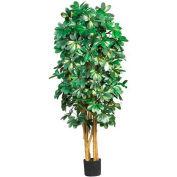Nearly Natural 5' Schefflera Silk Tree