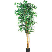 Nearly Natural 6' Ficus Silk Tree