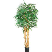 Nearly Natural 6' Weeping Ficus Silk Tree