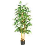 Nearly Natural 64'' Bamboo Silk Tree