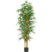 Nearly Natural 75'' Bamboo Silk Tree