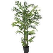 Nearly Natural 5' Areca Silk Palm Tree