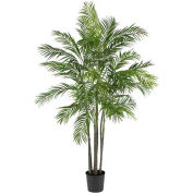 Nearly Natural 6' Areca Palm Silk Tree