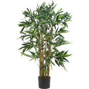 Nearly Natural 3' Biggy Bamboo Silk Tree