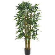 Nearly Natural 4' Biggy Bamboo Silk Tree